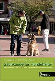 Sachkunde für Hundehalter. Vorbereitung auf den D.O.Q. Test. 2.0 und andere Hundeführerscheine. Dorit Feddersen-Petersen. Kynos Verlag