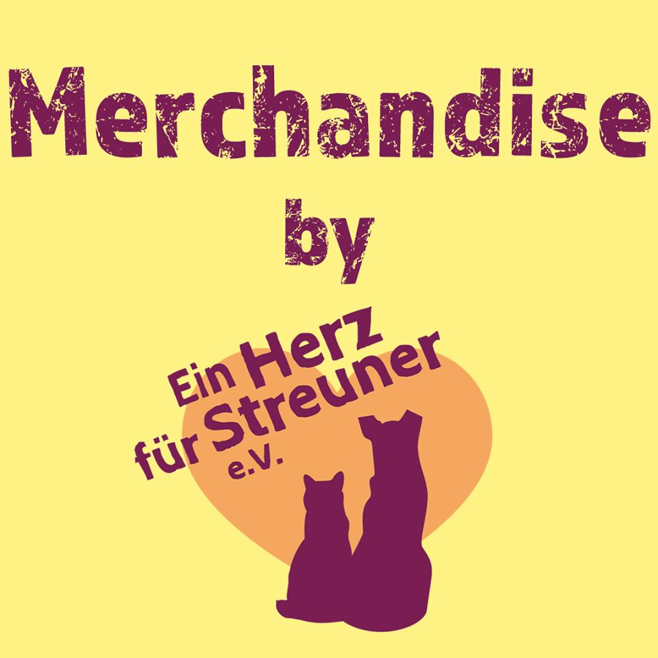 +++ Ein Herz für Streuner Merchandise +++