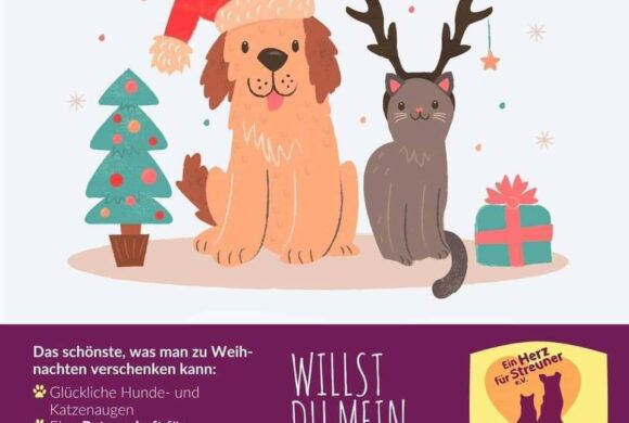 Das perfekte Weihnachtsgeschenk für alle Tierfreunde!